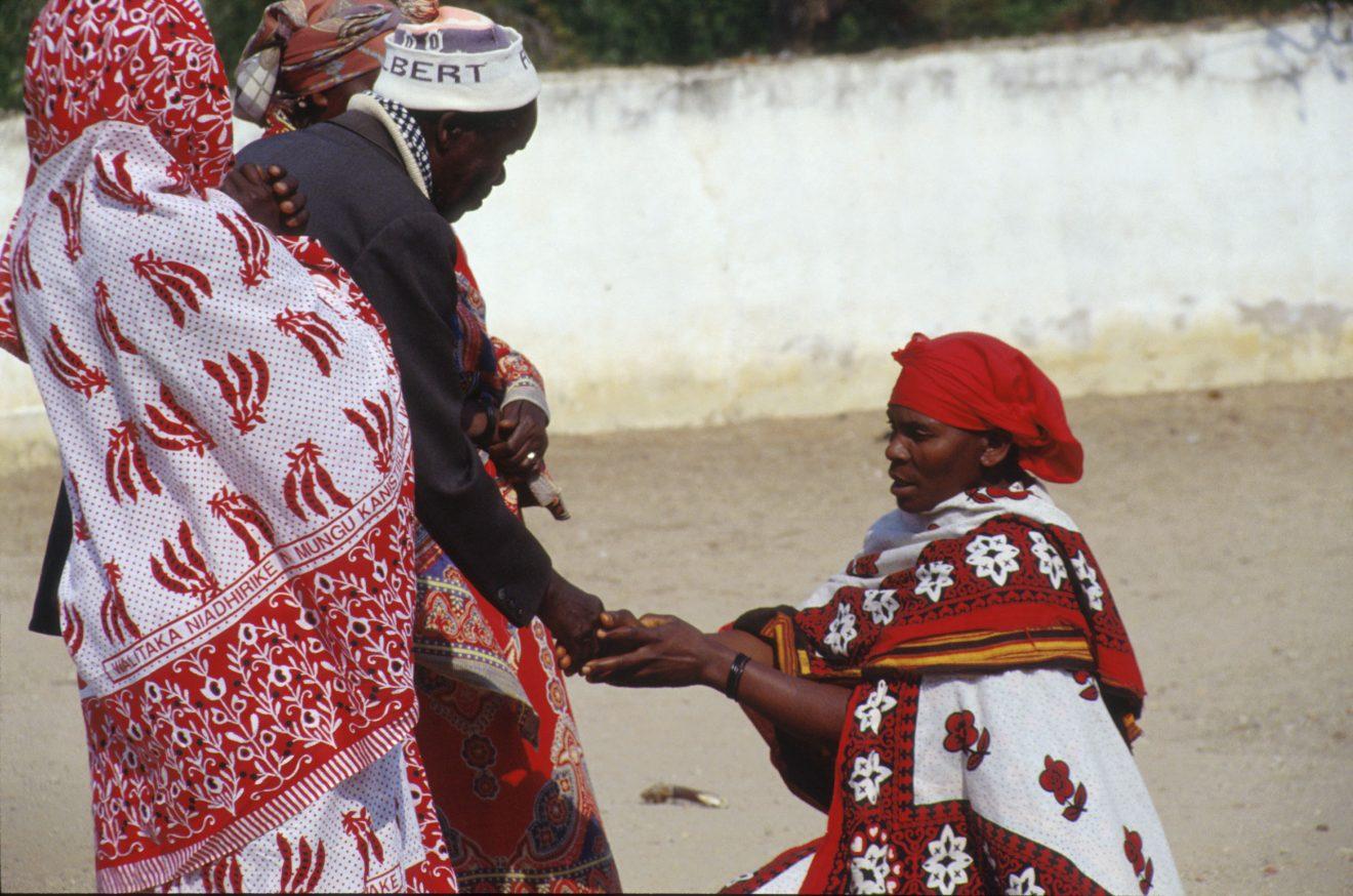 Assistenza e accompagnamento dei migranti in Niger