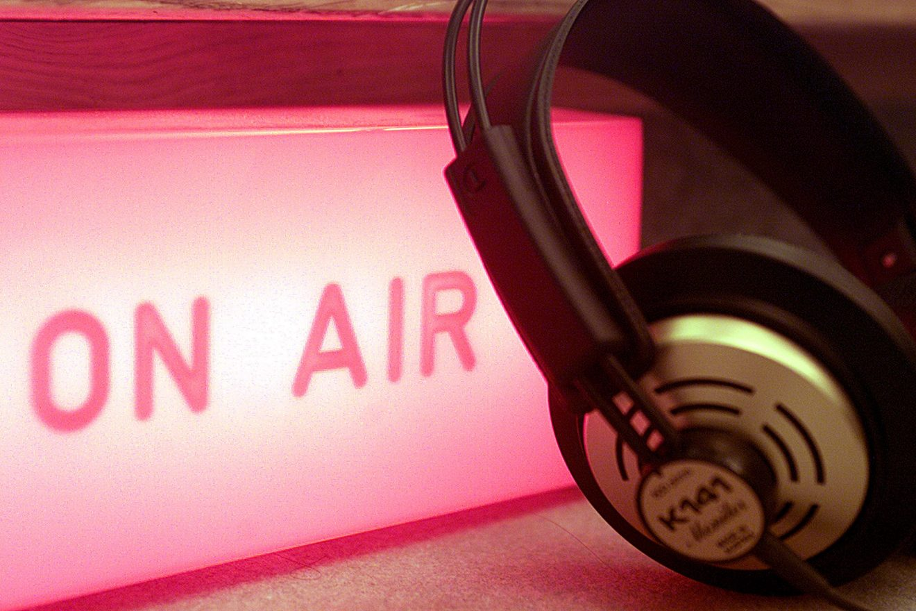 Web Radio On the Move