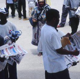 Promozione della sensibilizzazione contro le migrazioni clandestine in Costa d'Avorio
